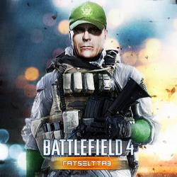 Battlefield 4 My New Avatar by rehsup