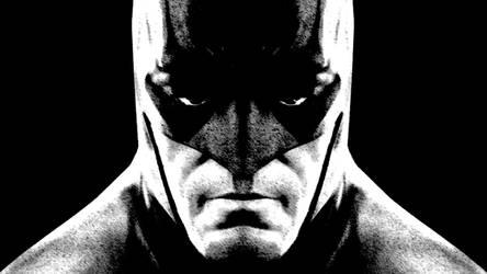 Batfleck by rehsup