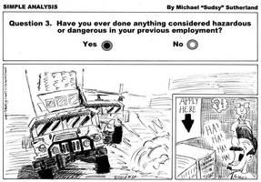 SA03AUG10 Hazardous Employment by SudsySutherland