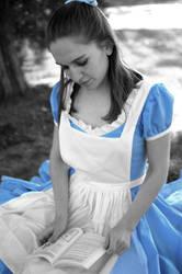 Olivia in Wonderland by roaminwithayk