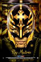 Rey Mysterio Poster by BigHero1