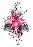 Pink by babyshakez
