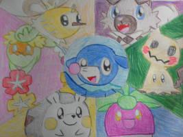 The 7 New Pokemon I REALLY Want! by KawaiiWonder