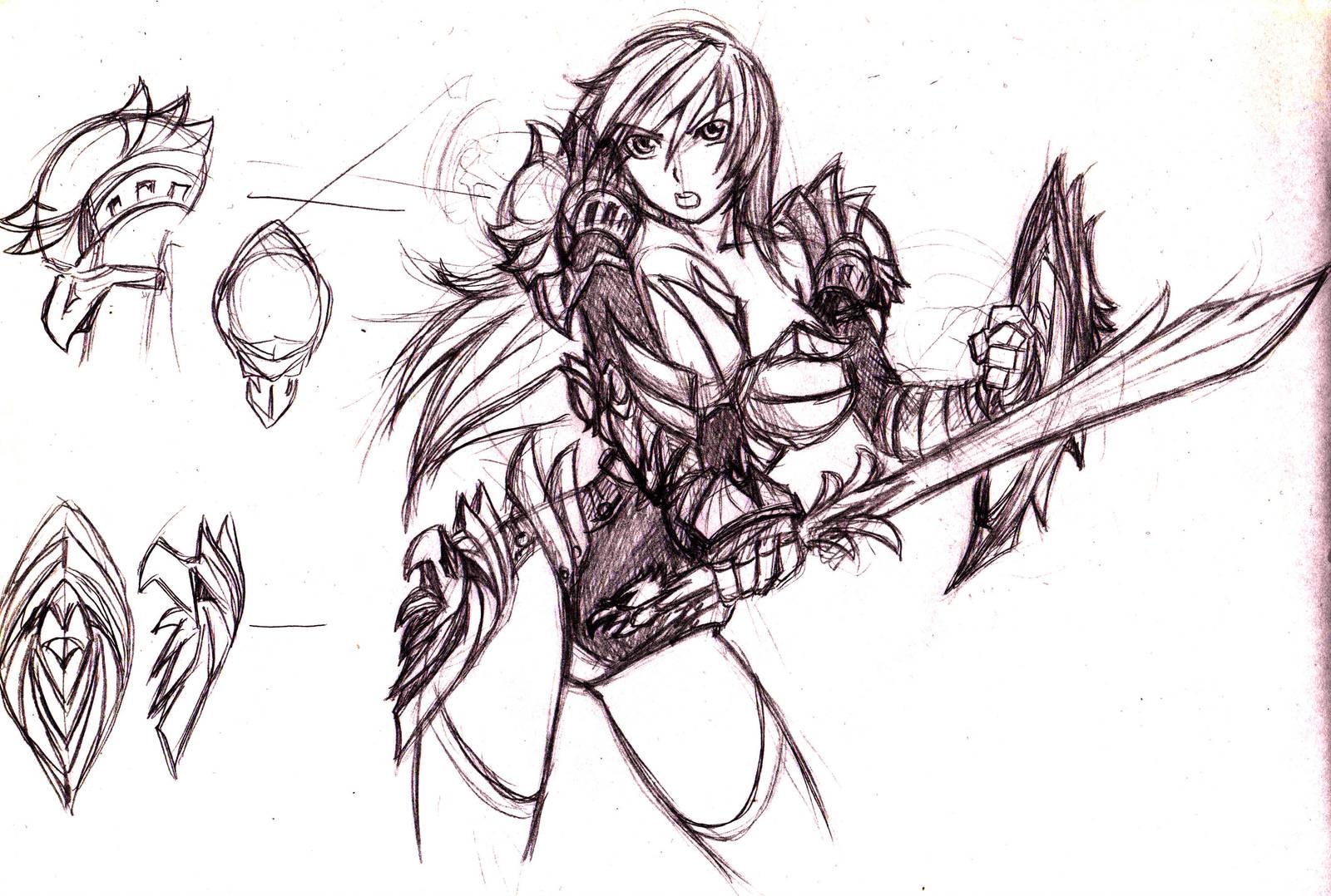 Garuda Armor By EpenSuper On DeviantArt