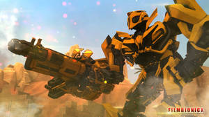 Bumblebee by TOA316XDNUI-OFFICIAL