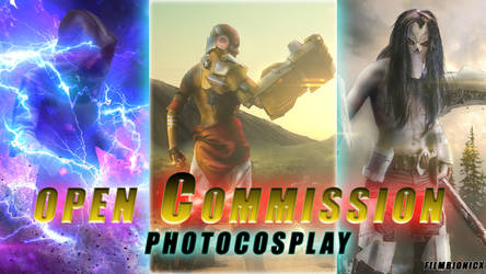 OPEN COMMISSION PHOTOCOSPLAY by TOA316XDNUI-OFFICIAL