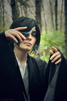 Matoba Seiji cosplay by Prince-Lelouch