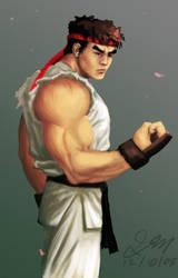 Ryu by gabe687
