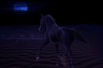 Once In A Blue Moon by ShootingStarStudio