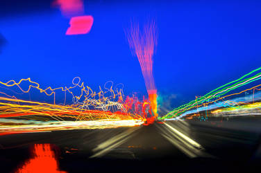 On the road by AdamChristopherRudd