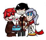 Happy birthday Kuri by YuriBeltran