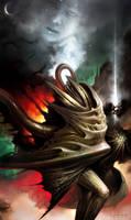 Dark Dream Devil by TheRafa