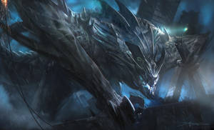 Kaiju by TheRafa