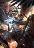 Satan by TheRafa