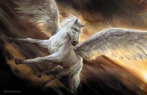 Pegasus by TheRafa