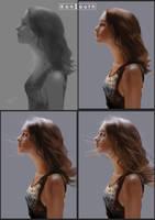 Girl-step by TheRafa