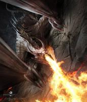 Dragon Cave by TheRafa