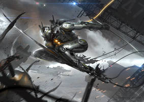 The Blade by TheRafa