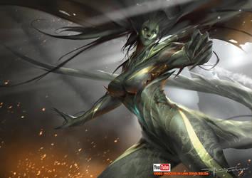 Renysis [Hot Creature] by TheRafa