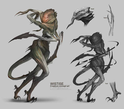 Wistise by TheRafa