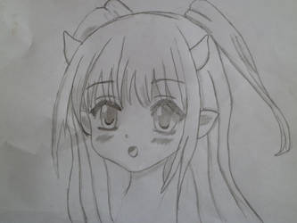 devil girl or something xD by KillHannahFan123