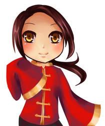 Chibi Yao by HollowMyst