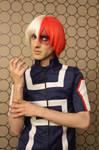 Boku No Hero Academia - Shouto Todoroki by Pharaohmones