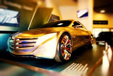Mercedes Benz F125 Concept Car by Daxserv