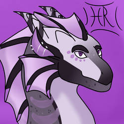 Nephthys Icon (Moonfiire Gift) by Hurricane-Rising