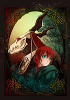 The Ancient Magus' Bride by endzi-z