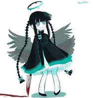 Mogeko new angel by moonplata