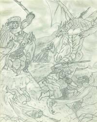 War's End by Amaniwolf