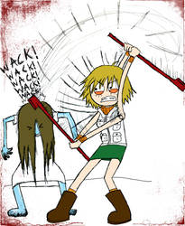 Silent Hill silly-ness by FoxPriestess