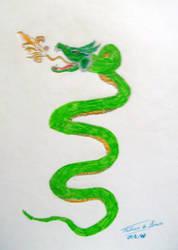 Cobra by Fgomesoliveira