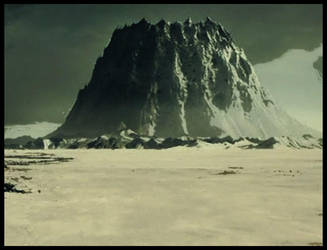 Vector Mountain by Dark-Prime