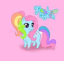 Rainbow Dash by ReachFarHigh