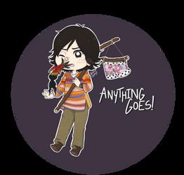 .Anything Goes. by ReachFarHigh
