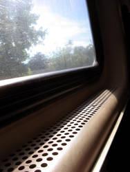 Window Seat by donrufie