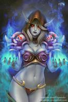 Banshee Queen by Prywinko