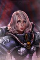 Sister of Battle by Prywinko