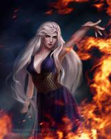 Daenerys by Prywinko
