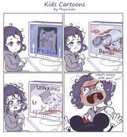 Kids Cartoons by Prywinko