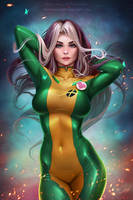 Rogue by Prywinko