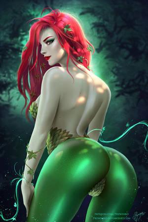 Poison Ivy by Prywinko