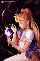 Sailor Moon by Prywinko