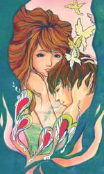 Good night, love by margaretmorales