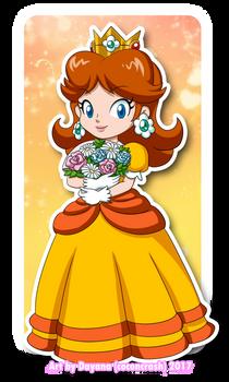 Flower Princess by CoconCrash