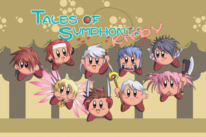 Tales of Symphonia... Kirby v2 by Gezusfreek