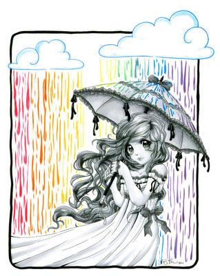 Rain Color on Me by Gezusfreek