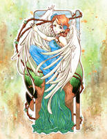 Earth Goddess by Gezusfreek